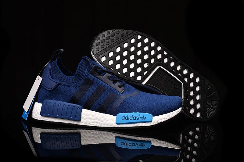 c678e2aea Adidas NMD PK Runner Deep Blue men women shoe  adidasnmdrunner2 ...