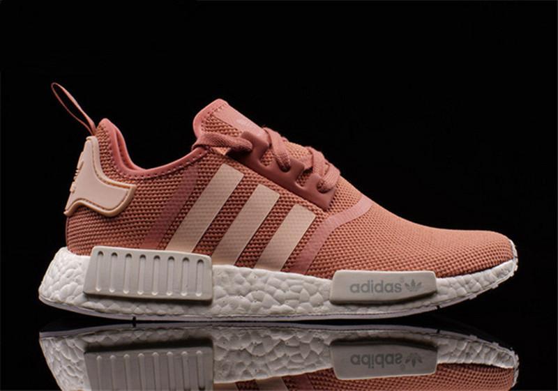 be729f22c99e2 Adidas Originals NMD Pink White for women  Adidas-NMD-R1001 ...