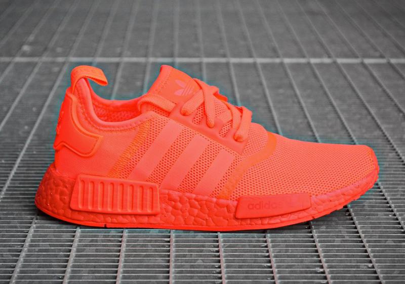 wholesale dealer 26f3b e5f4f Adidas NMD_R1 Runner W Solar Red for women [Adidas-NMD-R1002 ...